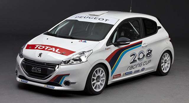 Peugeot 208 Racing Cup Par Peugeot Sport Circuit Rps F 233 Line 208