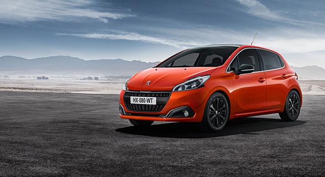 Les Tarifs Et Options De La Peugeot Féline - Prix peugeot 208 neuve essence 5 portes