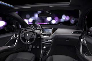 Intérieur Peugeot 208 XY