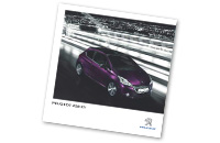 Catalogue Peugeot 208 XY