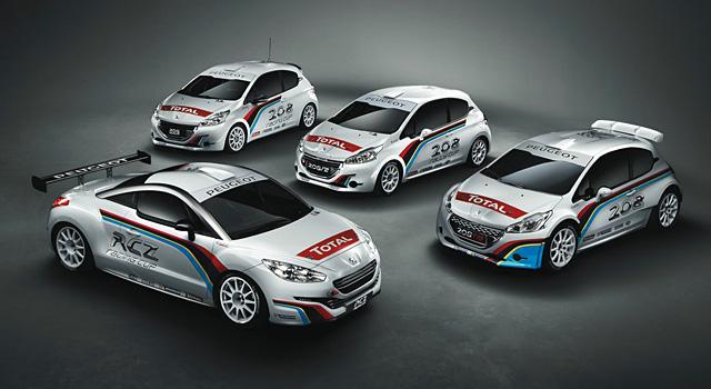 Peugeot 208 par Peugeot Sport