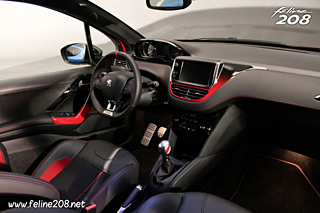 essai peugeot 208 gti une sportive efficace et polyvalente essais f line 208. Black Bedroom Furniture Sets. Home Design Ideas