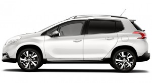 Gamme Peugeot 2008 Crossover