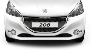 Gamme Peugeot 208