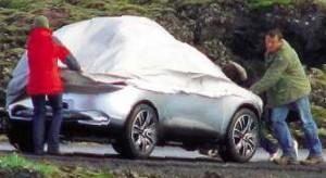 Photo Concept Peugeot HR1