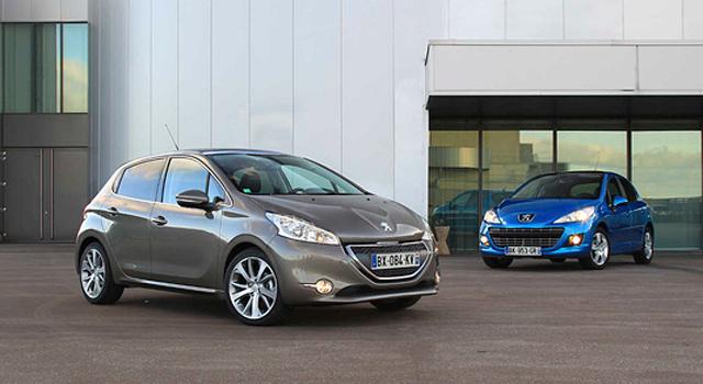 Comparatif : la Peugeot 208 face à la Peugeot 207