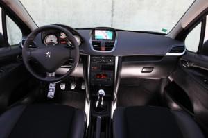 Intérieur Peugeot 207 Allure