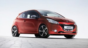 Peugeot 208 GTi Concept : premires photos officielles !
