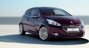 Peugeot 208 XY Concept : premires photos officielles !