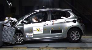 La Peugeot 208 décroche 5 étoiles au crash test Euro NCAP !