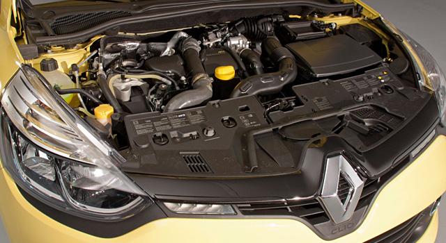 Motorisations Renault Clio IV