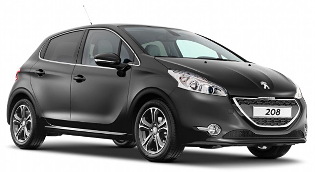 Peugeot 208 Griffe Limited Edition