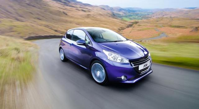 La Peugeot 208, meilleure vente française en juillet 2012 !