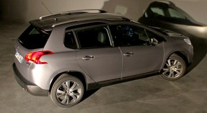 Peugeot 2008 : premier contact et photos exclusives !