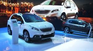 Les Peugeot 2008 et Peugeot 208 au Salon de Genève 2013
