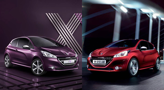 les brochures peugeot 208 gti et 208 xy sont disponibles news f line 208. Black Bedroom Furniture Sets. Home Design Ideas