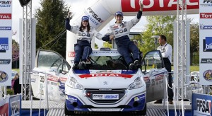 Peugeot 208 Rally Cup France  Rsultats Rallye Limousin : 10-11 mai 2013 (2/7)