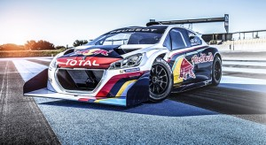 Peugeot 208 T16 Pikes Peak 2013