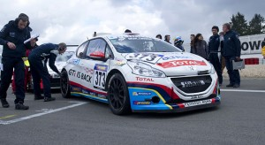 Trois 208 GTi Peugeot Sport engages ce week-end aux 24H du Nrburgring !