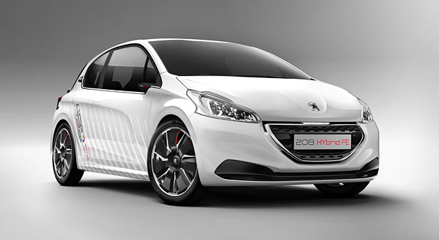 peugeot 208 hybrid fe pr sentation officielle news f line 208. Black Bedroom Furniture Sets. Home Design Ideas