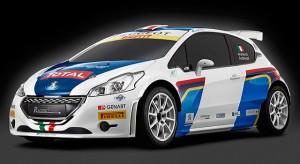 Peugeot Sport 208 T16 Italie (2014)