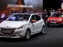 Photos : les Peugeot 208 et 2008 au Salon de Genève 2014