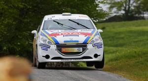 Peugeot 208 Rally Cup – Résultats Rallye du Limousin : 9-10 mai 2014 (3/8)