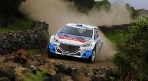 Peugeot Rally Academy (ERC) - Résultats Rallye des Açores : 15-17 mai 2014