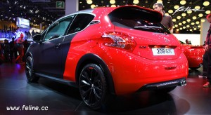 Peugeot 208 GTi 30th : 10 fauves à adopter au Mondial de Paris 2014 !