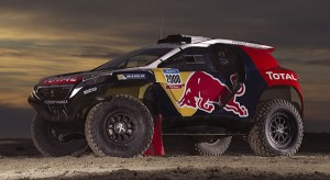 Photos Peugeot 2008 DKR