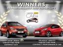 Les Peugeot 2008 et 208 GTi, Voitures de l'Année 2014 en Malaisie !
