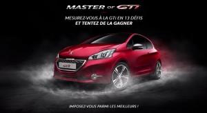 Jeu concours Peugeot 208 GTi