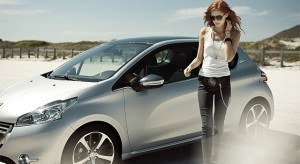 Photos officielles Peugeot 208