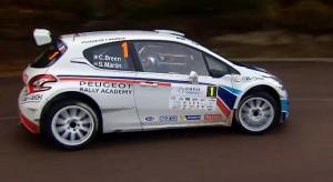 Vidéo : week-end clients MyPeugeot au Rallye du Tour de Corse 2014
