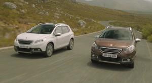 Extérieur Dynamique Peugeot 2008 - Vidéo officielle