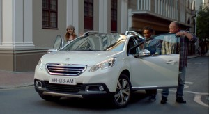 Publicité Peugeot 2008 - Film officiel