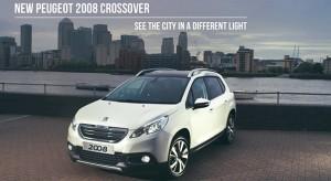 Publicité Peugeot 2008 UK - Carkour (100s) - 2013