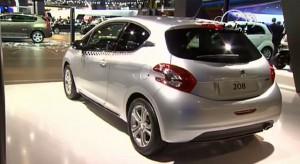 Vidéo : Les accessoires Peugeot 208 au Mondial de Paris 2012