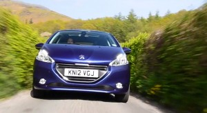 Vidéo : Challenge Peugeot 208 au Lake District (UK)