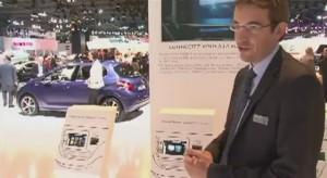 Vidéo : Les Peugeot Connect Apps au Mondial de Paris 2012