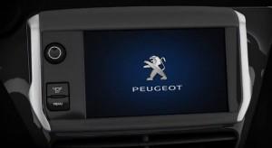 Présentation interface tactile Peugeot 208
