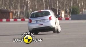 ESP Test Peugeot 208 - Euro NCAP