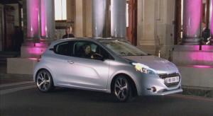 Nouvelle expérience interactive Peugeot 208