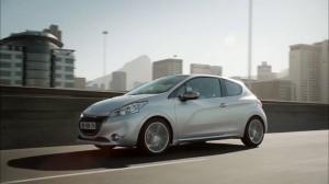 Extérieur (3 portes) Peugeot 208 - Vidéo Officielle