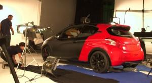 Making of publicité Peugeot 208 GTi 30th : The Legend Returns !