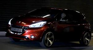 Peugeot 208 GTi Concept - Vidéo officielle
