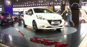 Vidéo : La Peugeot 208 GTi au Mondial de Paris 2012