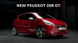 Publicité Peugeot 208 GTi – Guitare (45s) – 2013