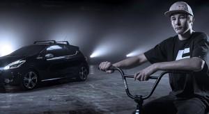 Publicité Peugeot 208 GTi VS BMX Jaden Leeming (2013)
