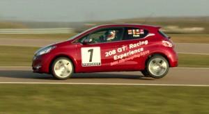 Finale de la Peugeot 208 GTi Racing Experience, Ferté-Gaucher (77)